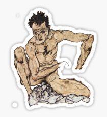 EGON SCHIELE Sticker