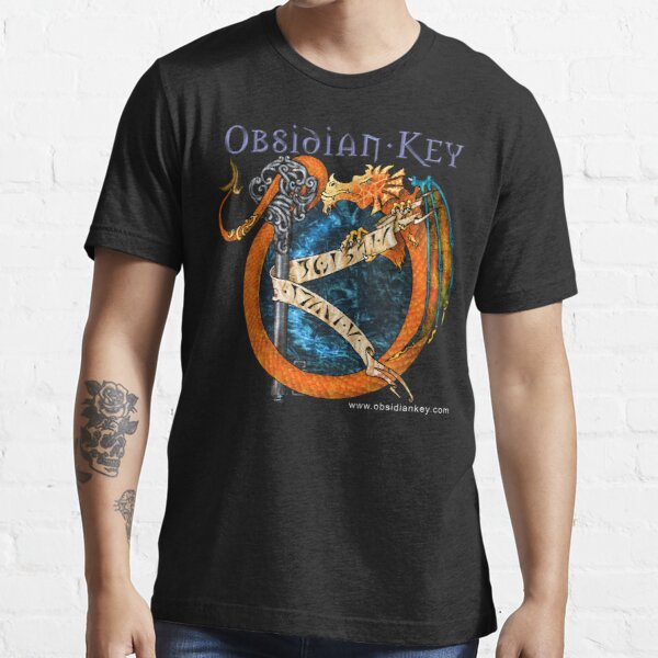 Obsidian Key - SLY Dragon - Progressive Rock Metal Music - Epic Style - (Branded) Essential T-Shirt