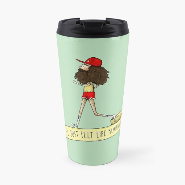 Forrest Gump - I just felt like running Travel Mug