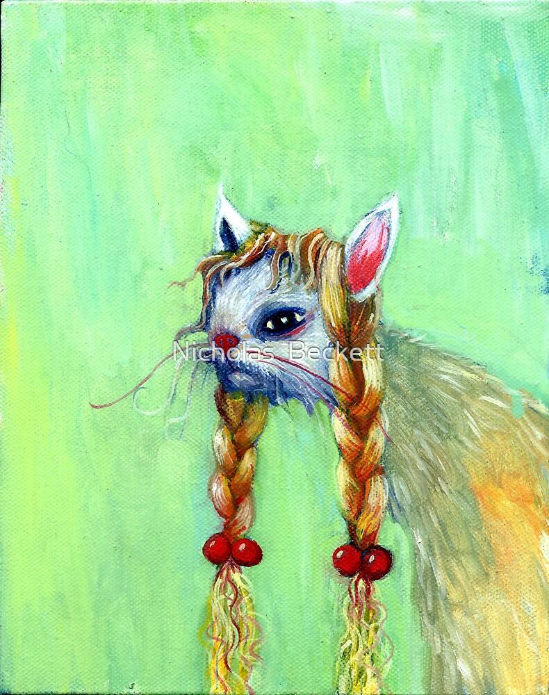 Platypuss by Nicholas  Beckett