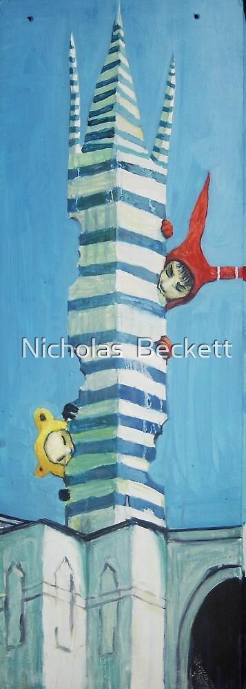 Licky Liquoriche by Nicholas  Beckett