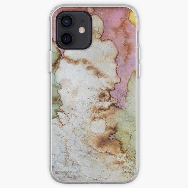 Fauxquarelle 3 iPhone Soft Case