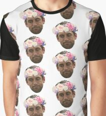 Flower Crown Aaron Rodgers 2.0 Graphic T-Shirt