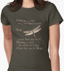 Sing Me A Song Women's Fitted T-Shirt