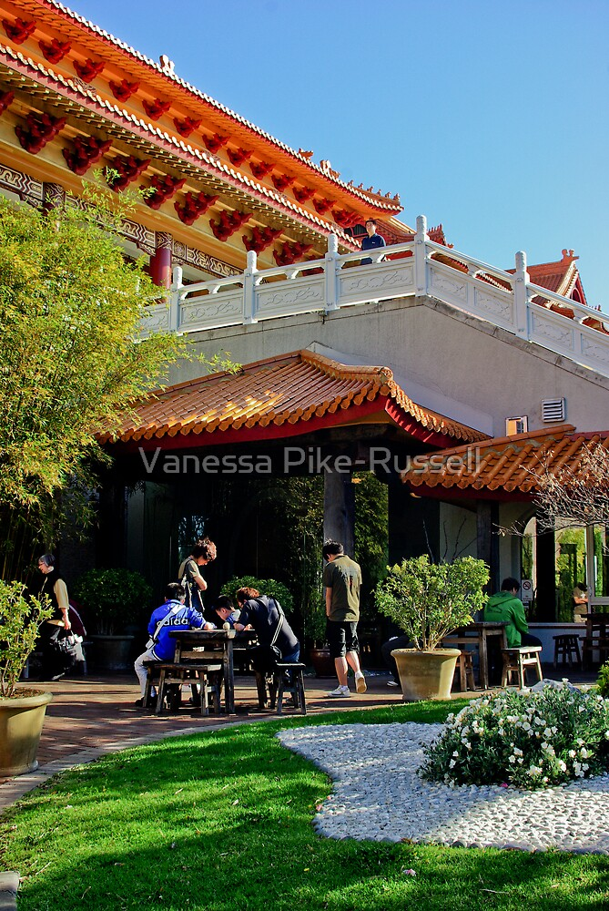 Nan Tien Buddhist Temple - reception by Vanessa Pike-Russell