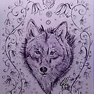 Wolf Can't Be Tamed by georgiescraft