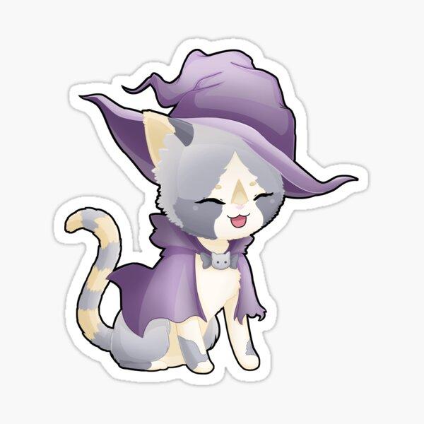 Katasha Witch Sticker