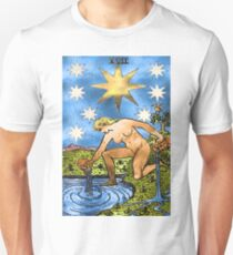 Tarot Gold Edition - Major Arcana - The Star T-Shirt