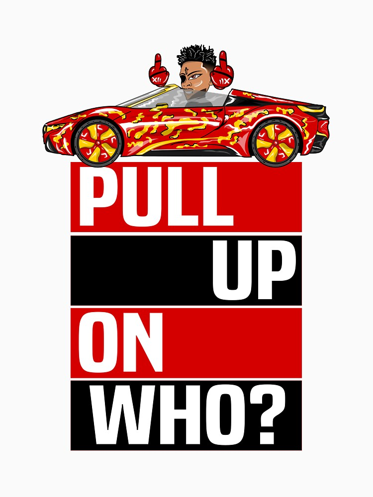 PULL UP ON WHO?  by PurpleLoxe