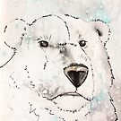 Snow Bear by wildalive