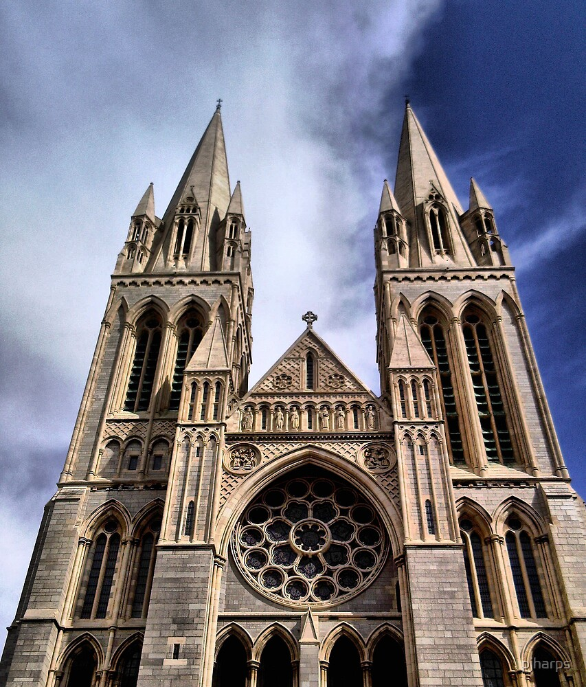 Truro Cathedral  by pjharps