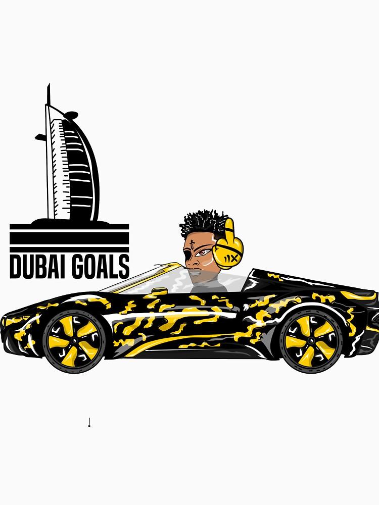 DUBAI GOALS by PurpleLoxe