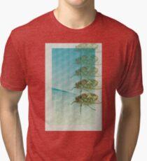 ride or die cicada Tri-blend T-Shirt