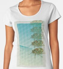 ride or die cicada Women's Premium T-Shirt