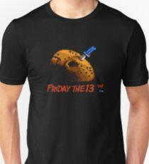 Friday the 13th 8-bit art T-Shirt