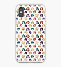 BNHA Pattern iPhone Case
