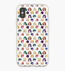 BNHA Pattern iPhone Case