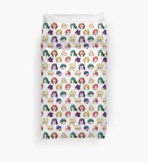 BNHA Pattern Duvet Cover