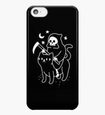 Death Rides A Black Cat iPhone 5c Case