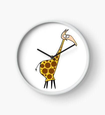Miss Huraffe Clock