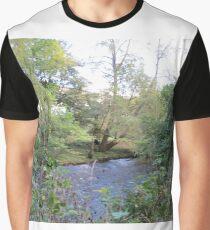 Scottish Stream Graphic T-Shirt