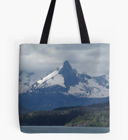 THE LIGHT ON MY FACE Tote Bag