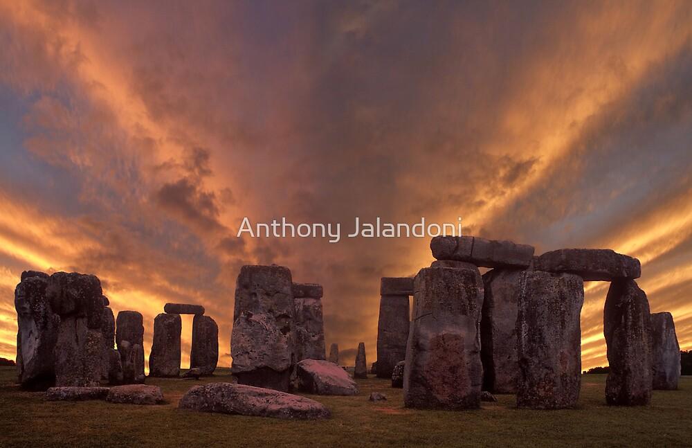 Stonehenge by Anthony Jalandoni