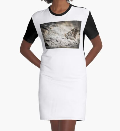 Last stop on the rock Graphic T-Shirt Dress