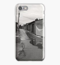 Back Lane In Little Italy iPhone Case/Skin