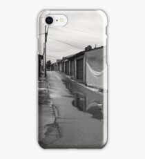 Back Lane In Little Italy iPhone Case/Skin