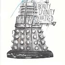 Beauty Divinity Hatred by BethanApple