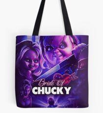 Chucky's bride Tote Bag