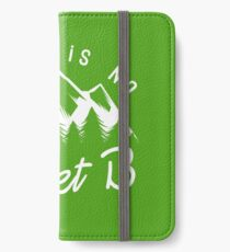 There is No Planet B iPhone Wallet/Case/Skin