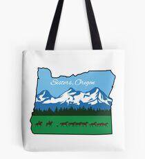 Sisters, Oregon [Alternate Design] Tote Bag