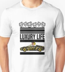Luxury Life- World Explorer Unisex T-Shirt
