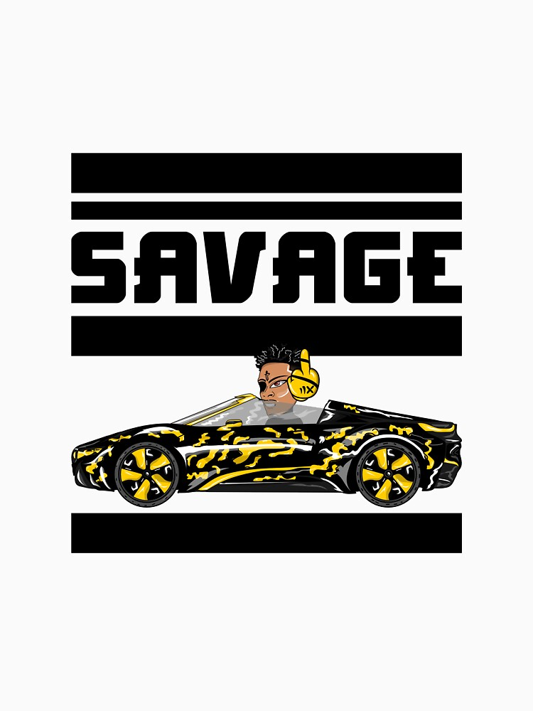 SAVAGE by PurpleLoxe