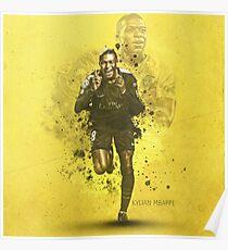 K. Mbappe Poster
