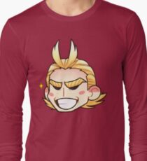 All Might Long Sleeve T-Shirt