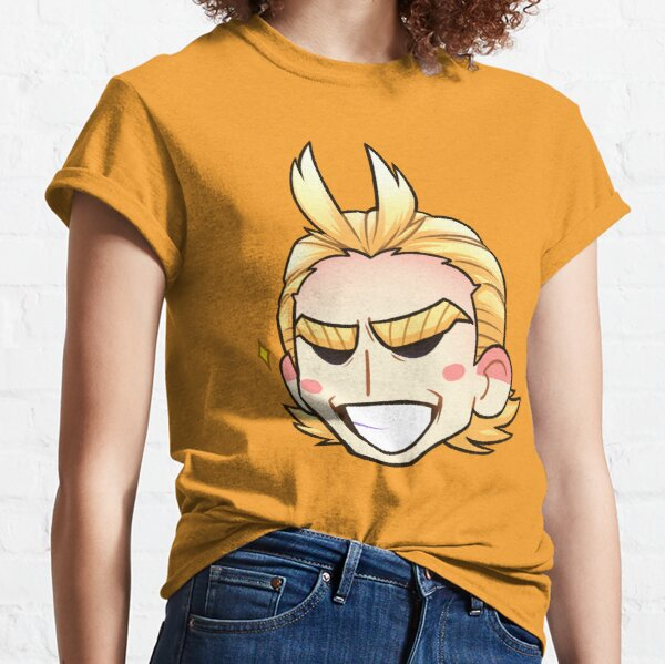 All Might Classic T-Shirt