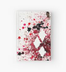 Diamonds Quinn  Hardcover Journal