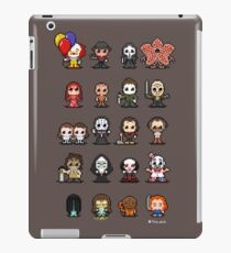 16-bit Horror Movies - 1990 IT ver. iPad Case/Skin