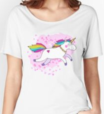 My Unicorn Women's Relaxed Fit T-Shirt