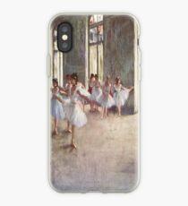 Ballettprobe-Edgar Degas iPhone-Hülle & Cover