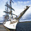 tall ship by NordicBlackbird