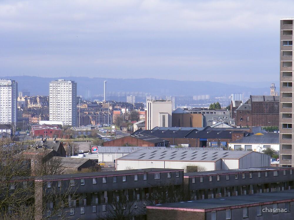 Citycape Glasgow  by chasmac