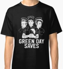 Green Day Saves 2017 Classic T-Shirt
