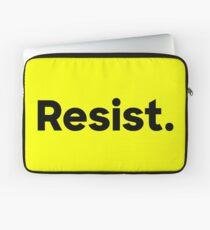 Resist. Laptop Sleeve