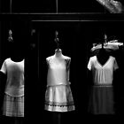 Three Mannequins in Annecy.....France by Imi Koetz