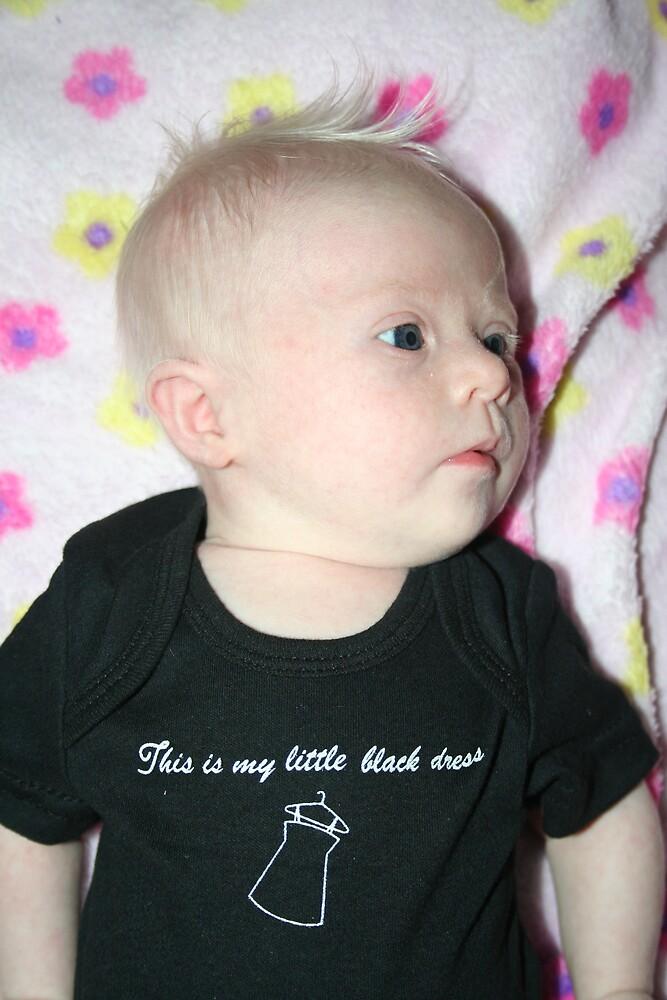 Little Black Dress by chatpat13