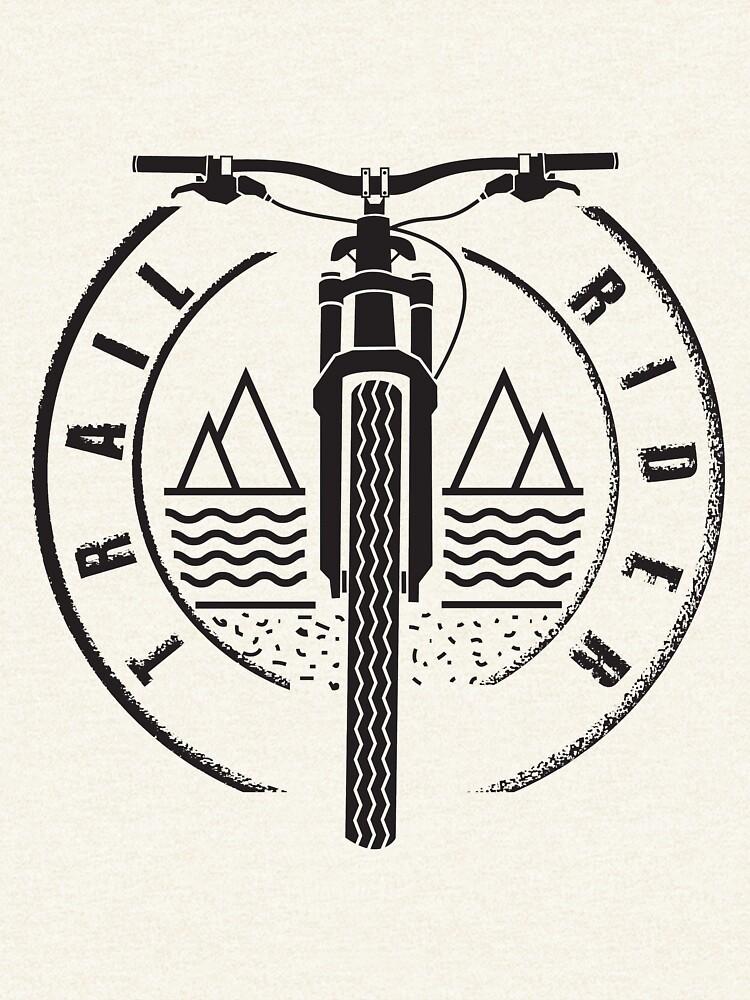 Trail Rider - Black - Mountain Bike by epicride
